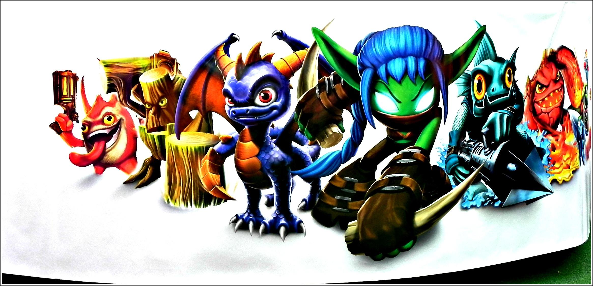 Team Skylanders