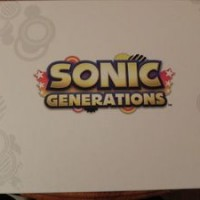 sonic generations coffret 3ds