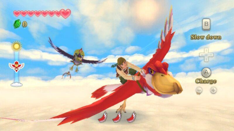 The Legend of Zelda Skyward Sword vol 1