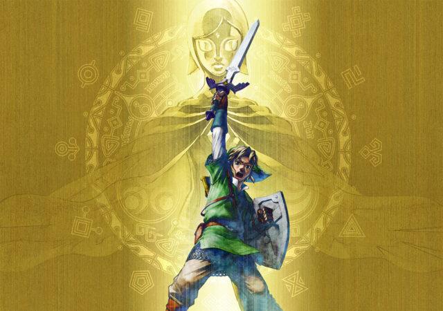 zelda skyward sword fond d'écran