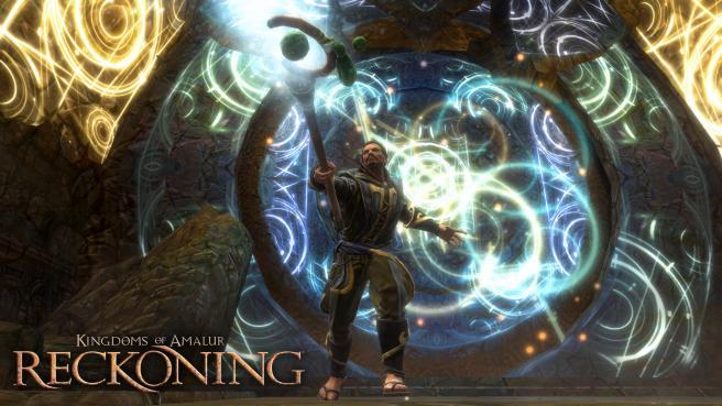 Mage Royaumes d'Amalur