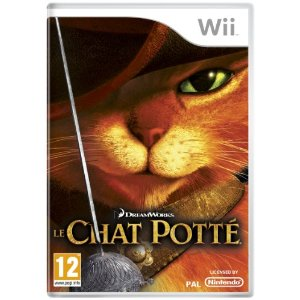 chat potté wii