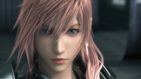 Lightning dans Final Fantasy XIII-2