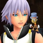 Kingdom Hearts 3DS Riku