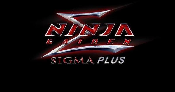 Logo de Ninja gaiden Sigma +