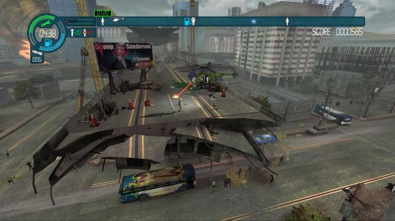 Test de Choplifter (Xbox 360)