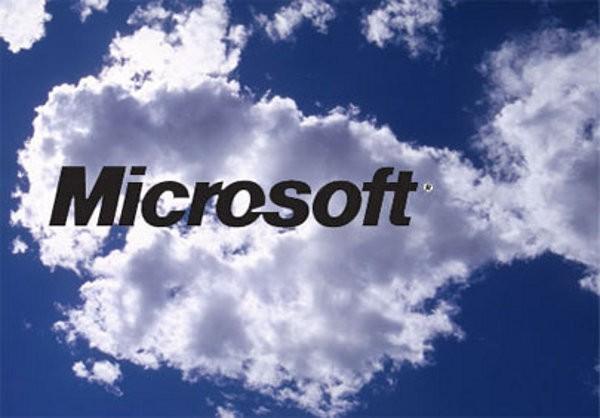 Microsoft dans les nuages