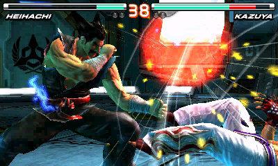 Tekken 3D Fight