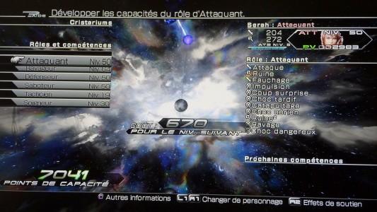Le cristallium dans Final Fantasy XIII-2
