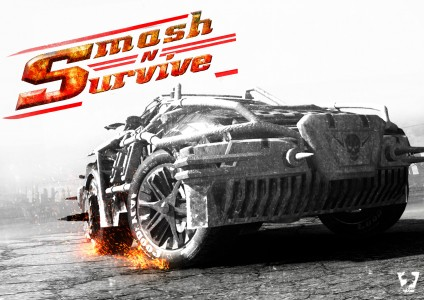 Smash 'n' survive Titre