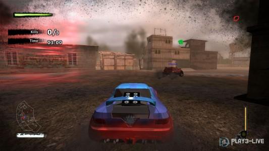 Smash 'N' Survive Gameplay