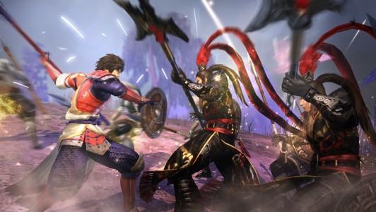 Warriors Orochi 3 lances