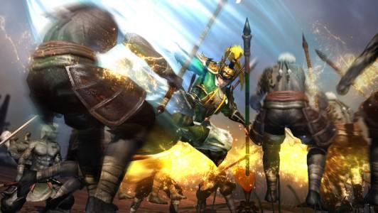 Warriors Orochi 3 combat
