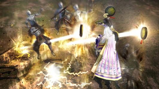 Warriors Orochi 3 super pouvoir