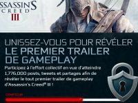 Assassin's Creed 3 : Un trailer pour les rassembler tous
