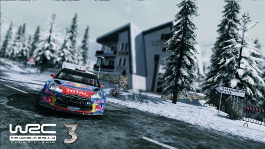 WRC 3 Monte Carlo