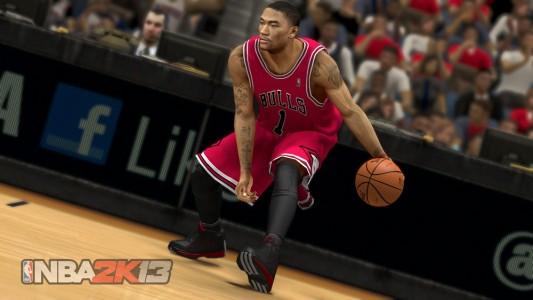 NBA 2K13 Derrick Rose