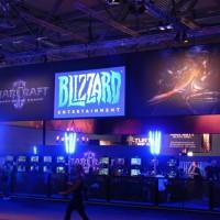 Stand Blizzard à la Gamescom