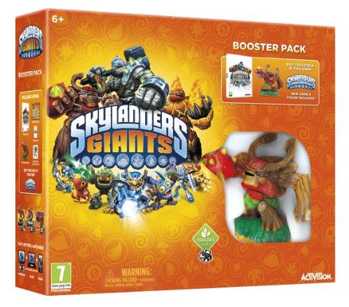 Figurines et packs Skylanders Giants : Des promotions de Géants !