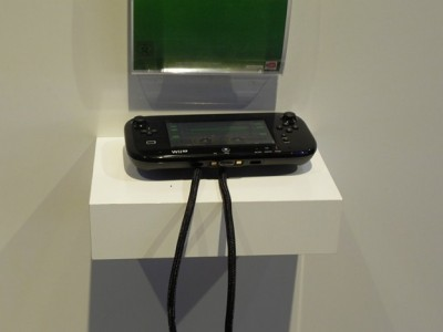 wii u game pad gamescom