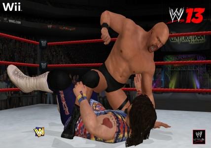 WWE 13 prise