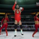 WWE 13 danse