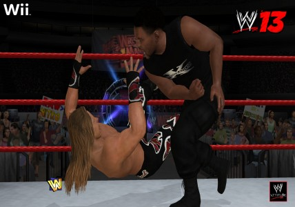 WWE 13 coup
