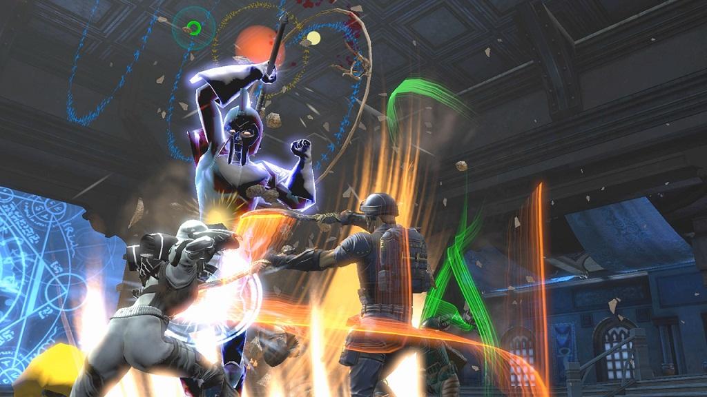 96a56eda2d53 Sony Online Entertainment et ProSiebenSat.1 Games viennent de rendre  disponible Hand Of Fate, le cinquième pack de DLC pour DC Universe Online,  rendez-vous ...