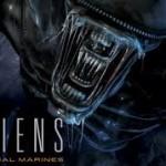 Aliens : Colonial Marines Logo