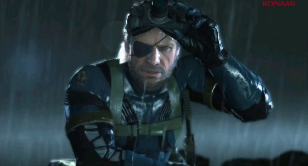 Snake dans Metal Gear Solid