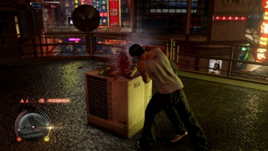Test Sleeping Dogs qte