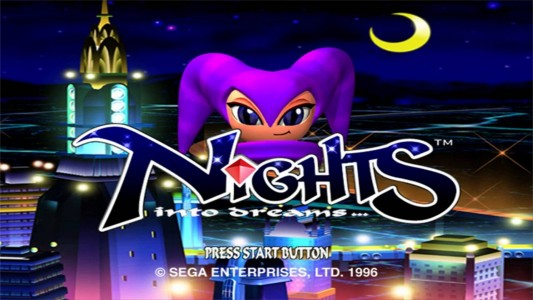 Nights Into Dreams PS3