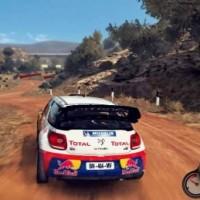 WRC 3 Course