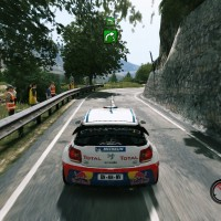 WRC 3 Route Campagne