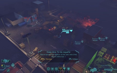 Test XCOM Enemy Unknown stratégie