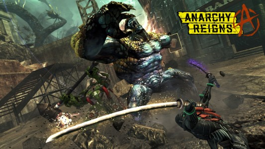 anarchy reigns un titan