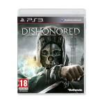 boite du jeu Dishonored PS3