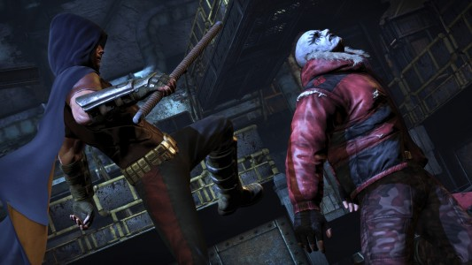 Test Batman Arkham City - Game Of The Year Edition le revanche
