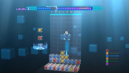 Mini Jeux Rocksmith Tetris