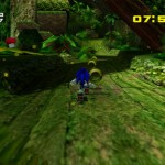 Sonic Adventure 2 course