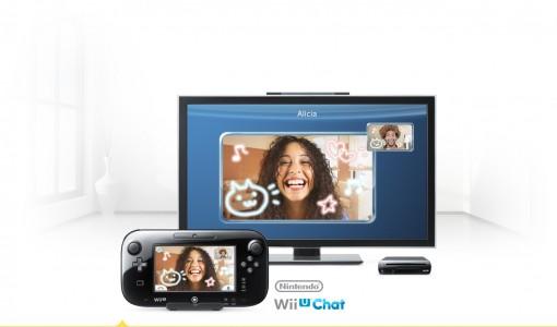 Wii U  Le Wii U chat salon Vidyo