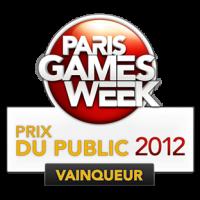 black ops II prix du public au paris games week 2012