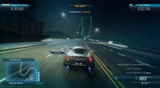 Need for Speed Most Wanted Nocturne