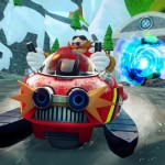Test Sonic and Sega All-Stars Racing Transformed