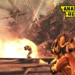 Anarchy Reigns explosion