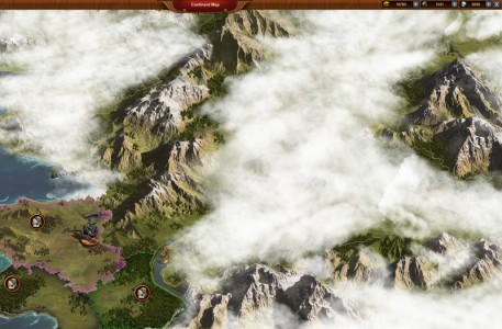 Test Forge of Empires map