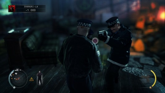 Test Hitman Absolution tps