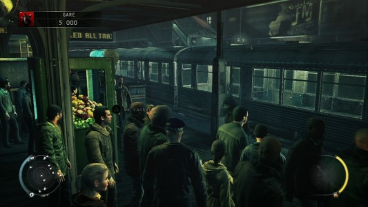 Test Hitman Absolution tramway