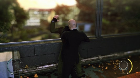 Test Hitman Absolution assassinat