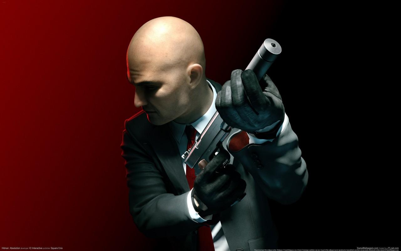 L'agent 47, héros d'Hitman